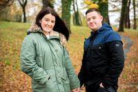 Ceara and Mark Pre Wedding shoot