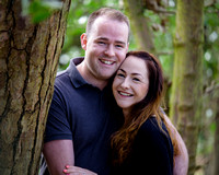 Sarah and Barry's Pre Wedding Shoot